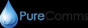 PureComms Logo
