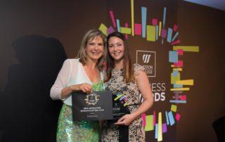 Weston College Award win Jane (06.07.17)